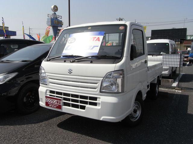 「スズキ」「キャリイ」「トラック」「茨城県」の中古車