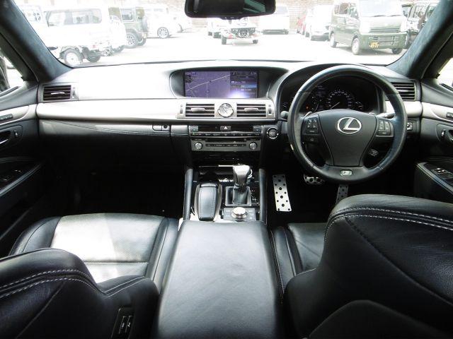 「レクサス」「LS460」「セダン」「茨城県」の中古車