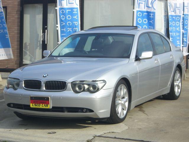 「BMW」「745i」「セダン」「福岡県」の中古車