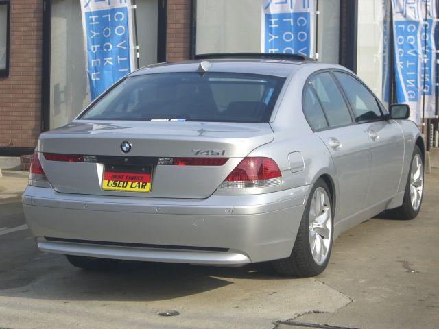 「BMW」「745i」「セダン」「福岡県」の中古車2