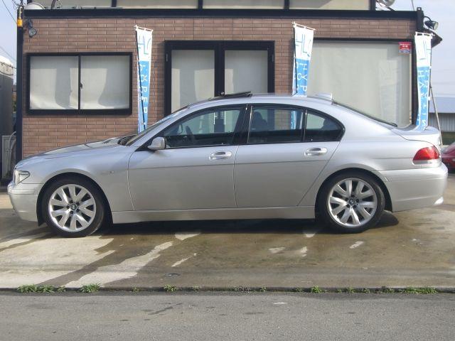 「BMW」「745i」「セダン」「福岡県」の中古車3