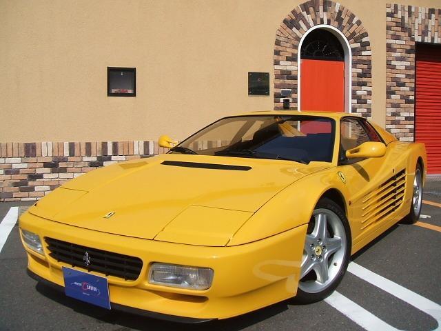 「フェラーリ」「512TR」「クーペ」「福岡県」の中古車