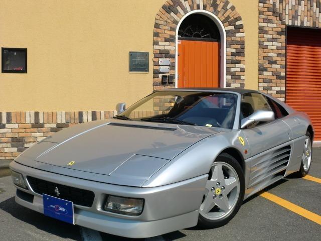 348(フェラーリ) ts 中古車画像