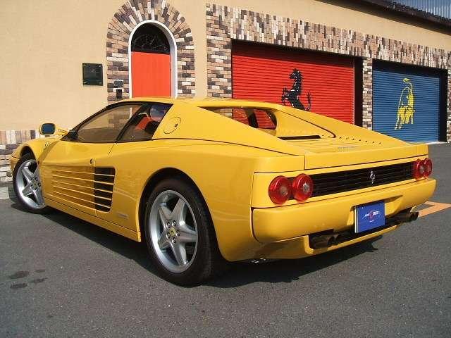 「フェラーリ」「512TR」「クーペ」「福岡県」の中古車6