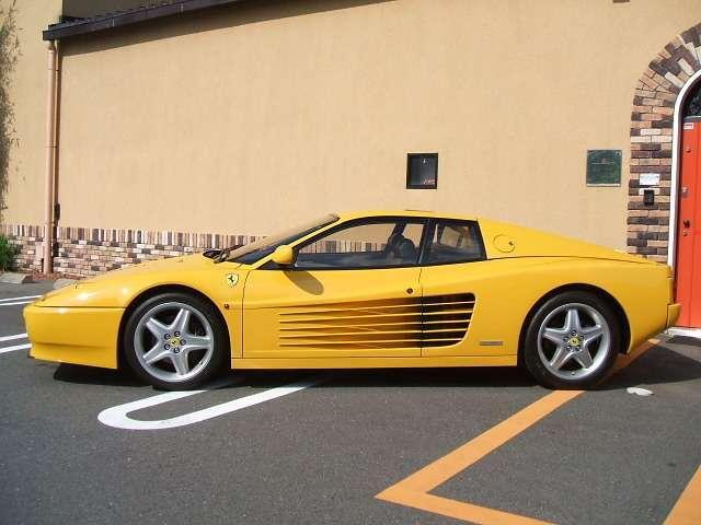 「フェラーリ」「512TR」「クーペ」「福岡県」の中古車7